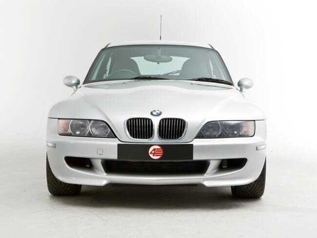 BMW Z3M Coupe - 12