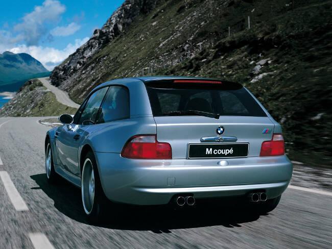 BMW Z3M Coupe - 16