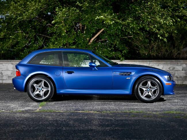 BMW Z3M Coupe - 17