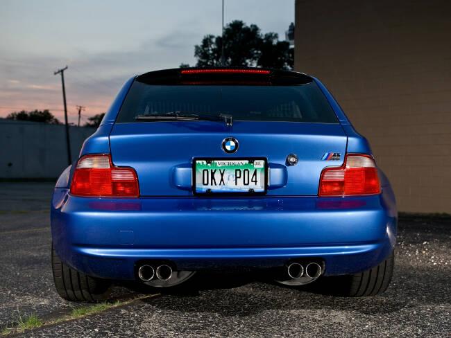 BMW Z3M Coupe - 18