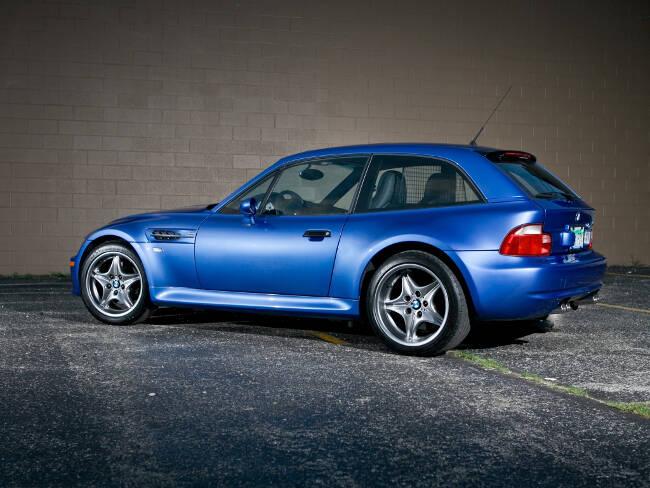 BMW Z3M Coupe - 19