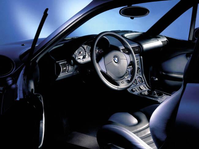 BMW Z3M Coupe - 6