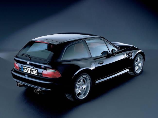 BMW Z3M Coupe - 7