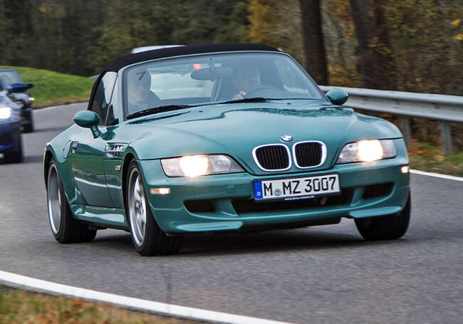 BMW Z3M Roadster - 13