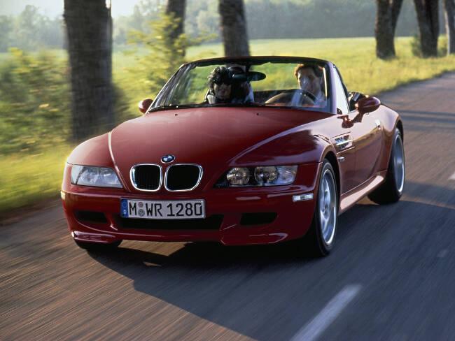BMW Z3M Roadster - 14