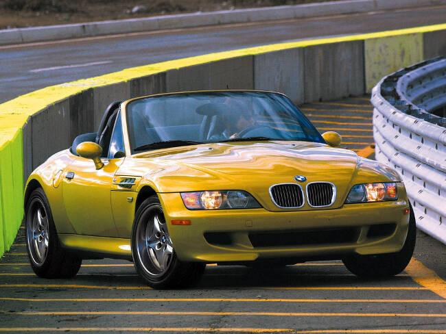 BMW Z3M Roadster - 15