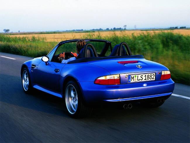 BMW Z3M Roadster - 2