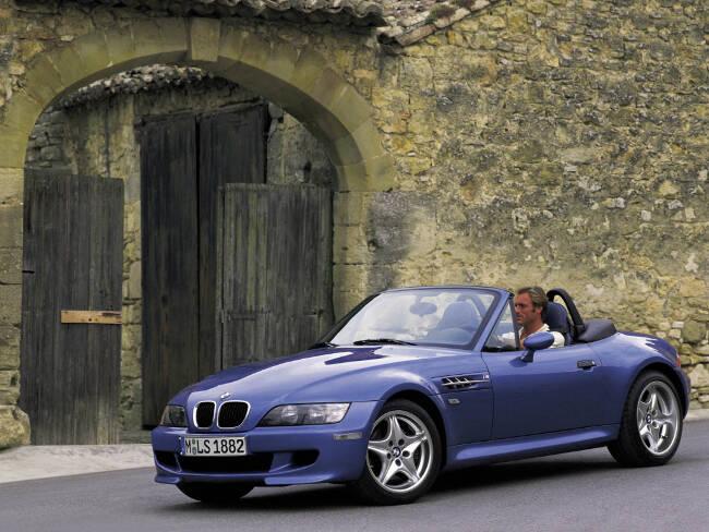 BMW Z3M Roadster - 6