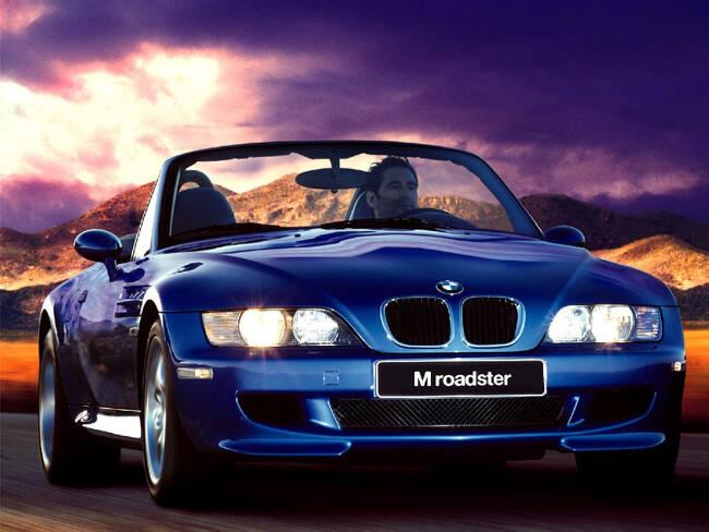 BMW Z3M Roadster - 9