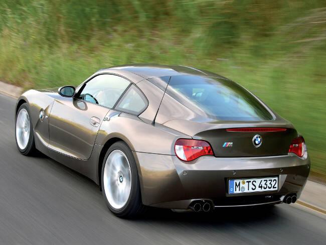 BMW Z4M Coupe E86 - 11