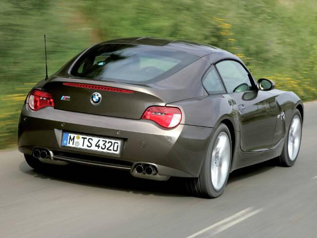 BMW Z4M Coupe E86 - 13