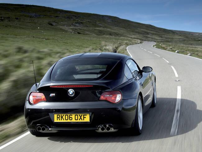 BMW Z4M Coupe E86 - 14