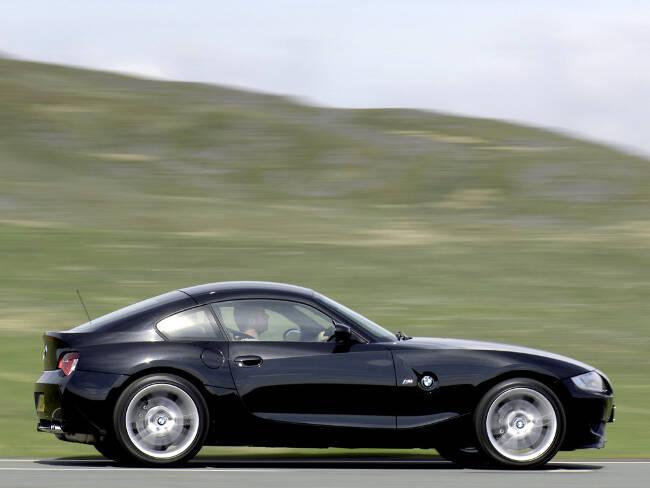 BMW Z4M Coupe E86 - 16