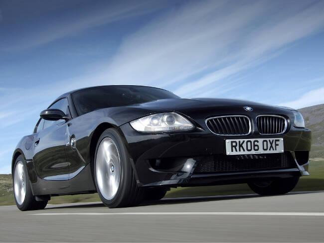 BMW Z4M Coupe E86 - 17