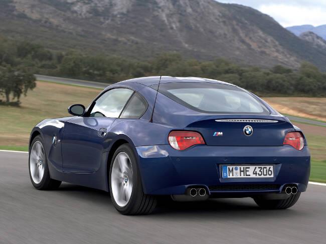 BMW Z4M Coupe E86 - 2