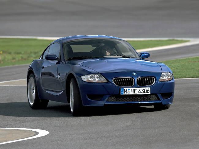 BMW Z4M Coupe E86 - 3