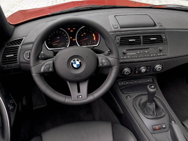 BMW Z4M Roadster E85 - 1