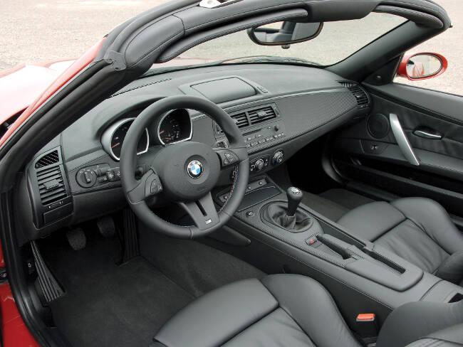 BMW Z4M Roadster E85 - 10