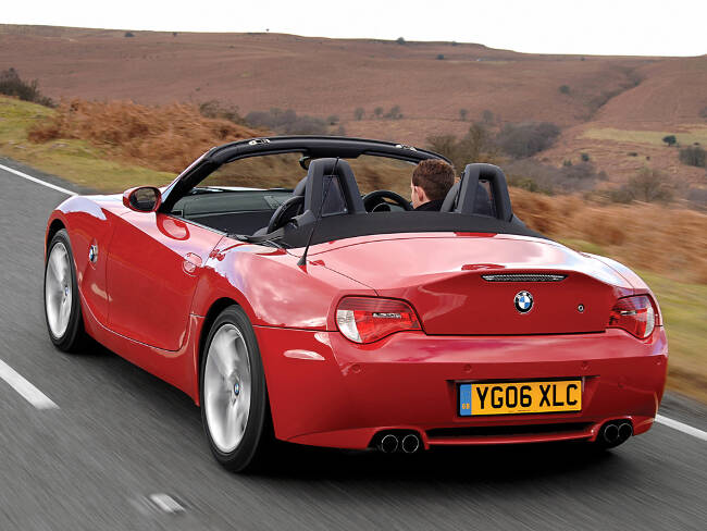 BMW Z4M Roadster E85 - 17