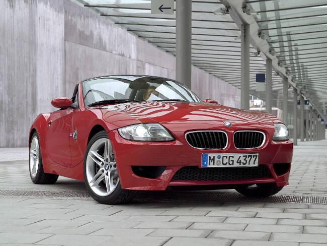 BMW Z4M Roadster E85 - 4