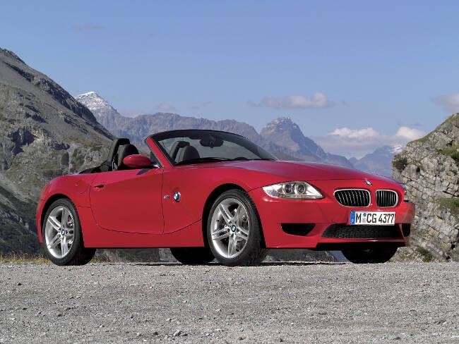 BMW Z4M Roadster E85 - 6