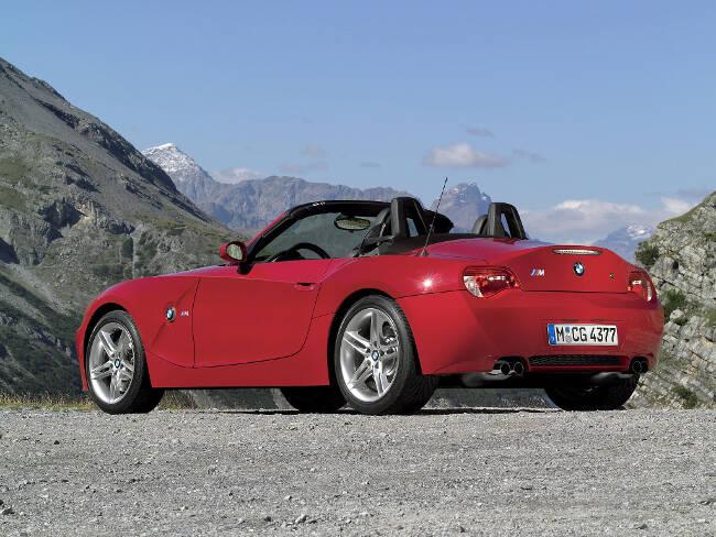 BMW Z4M Roadster E85 - 7