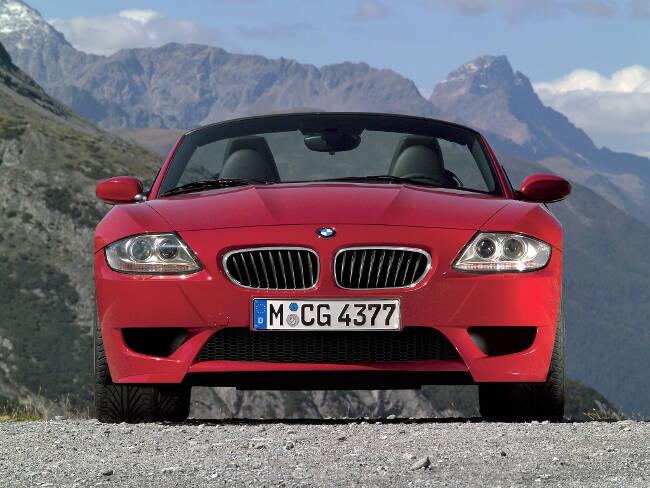 BMW Z4M Roadster E85 - 9