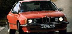 Фото BMW E24