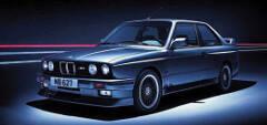 Фото BMW M3 E30
