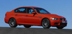 Фото BMW M3 E90