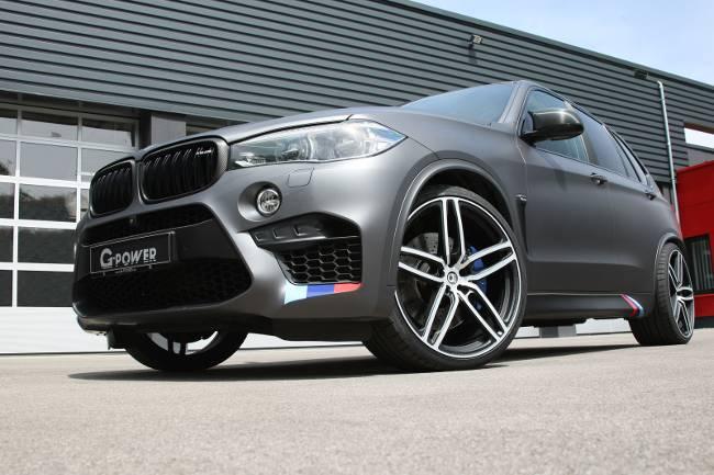 Фото BMW X5 M G-POWER F85 Hurricane RR