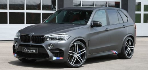 BMW X5 M G-POWER F85 Hurricane RR - tuning