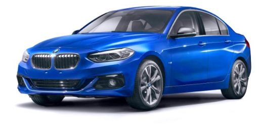 Фото седана BMW 1 Series