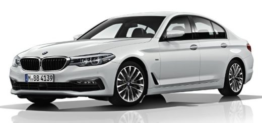 BMW-520d-G30-фото