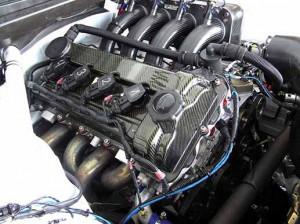 Двигатель-BMW-P45 - foto motora