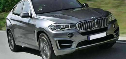 BMW-X6-F16-2015-год - foto