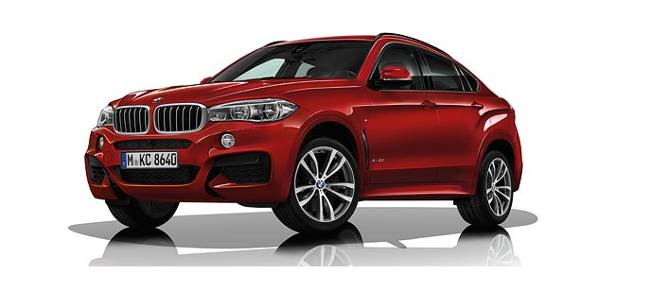 BMW X6 M Sport Package F16-ттх-фото