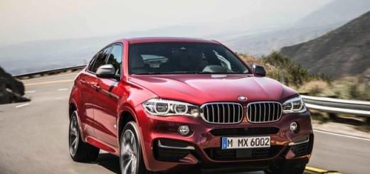 BMW X6 M50d F16-ттх-фото