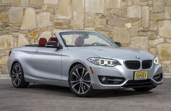 BMW F23 2 Series Cabriolet - история