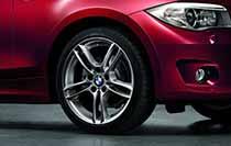 Double-spoke-style-261M-для-BMW