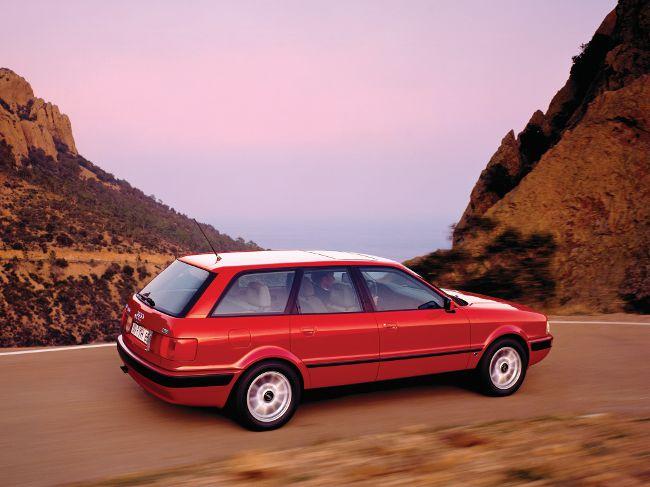 Audi 80 Avant B4 - 1991 - 1996 годы