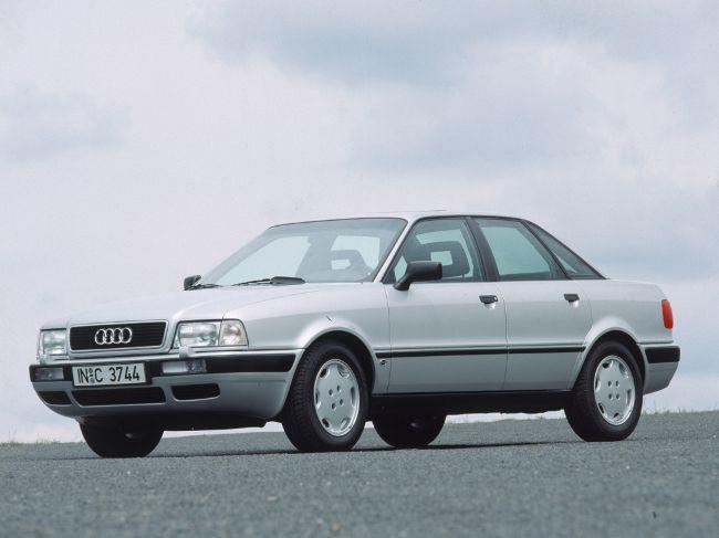 Audi 80 B4 - 1991-1994 годы