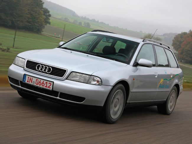 Audi A4 Avant B5 - 1996–97 годы