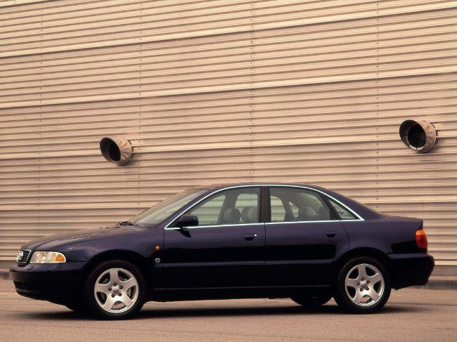 Audi A4 Sedan B5 - 1995 - 2000 годы выпуска