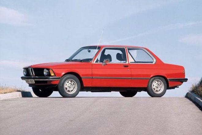 BMW 3 Series E21 316
