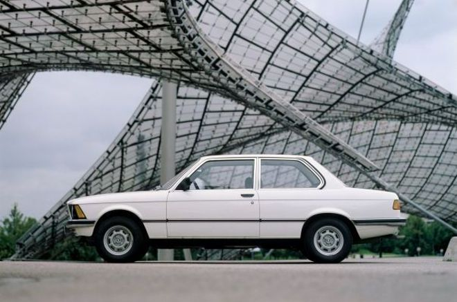 BMW 3 Series E21 318