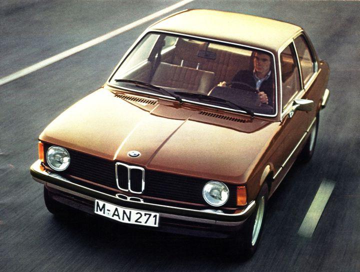 BMW 3 Series E21 318i