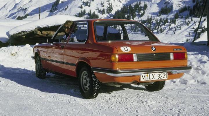 BMW 3 Series E21 320-4