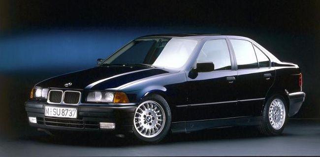 BMW 3 Series E36 316i Sedan