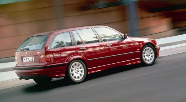 BMW 3 Series E36 316i Touring